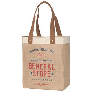 Dry Goods Market Tote Bag