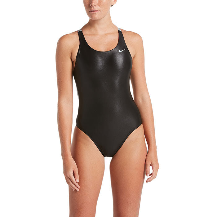 Women's Flash Bonded Fastback One-Piece Swimsuit