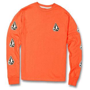 Boys' [2-7] Family Stones LS T-Shirt