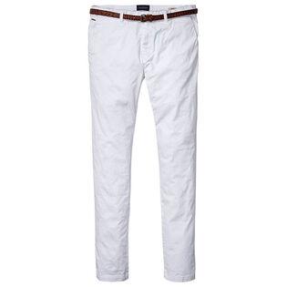Pantalon chino Stuart Classic pour hommes