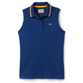 Women's Tech Pique Sleeveless Polo