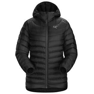 Manteau à capuchon Cerium LT pour femmes
