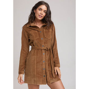 Women's Seamed Shirtdress