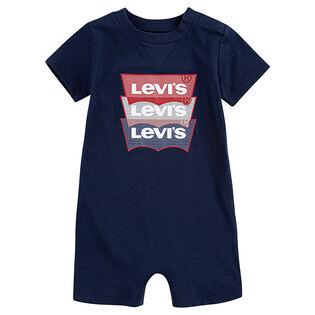 Barboteuse à logo pour bébés garçons [12-24M]