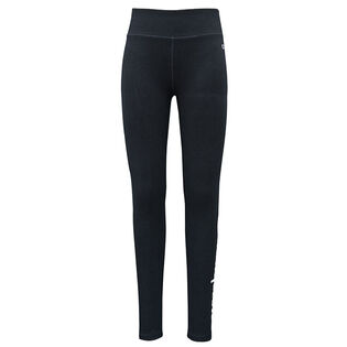 Junior Girls' [7-16] Signature Script Logo Legging