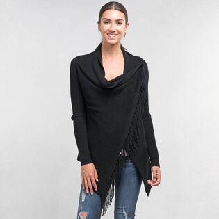 Women's Carys Fringed Sweater