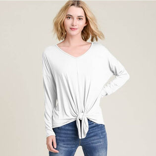 Women's Front Knot Top