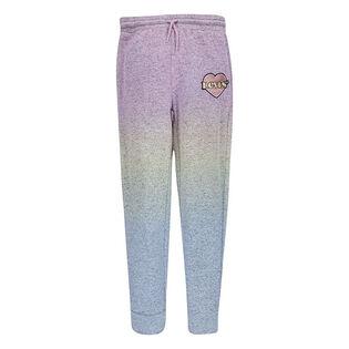 Girls' [4-6X] Hacci Knit Jogger Pant