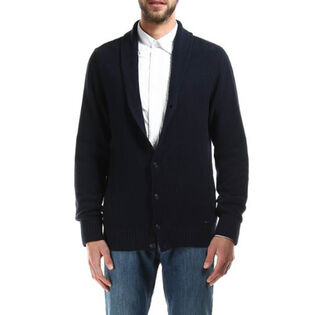 Men's Soft Heavy Cotton Cardigan