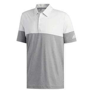 Men's Ultimate 365 Blocked Polo