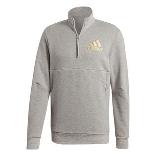 Men's Sport ID Quarter-Zip Sweatshirt
