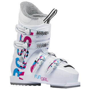 Juniors' Fun Girl J4 Ski Boot [2020]