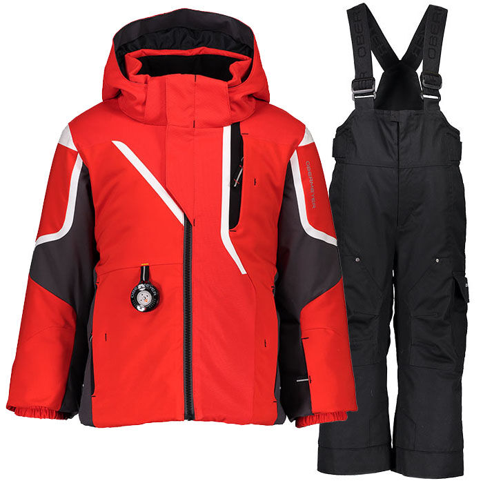 Boys' [2-7] Formation + Volt Two-Piece Snowsuit