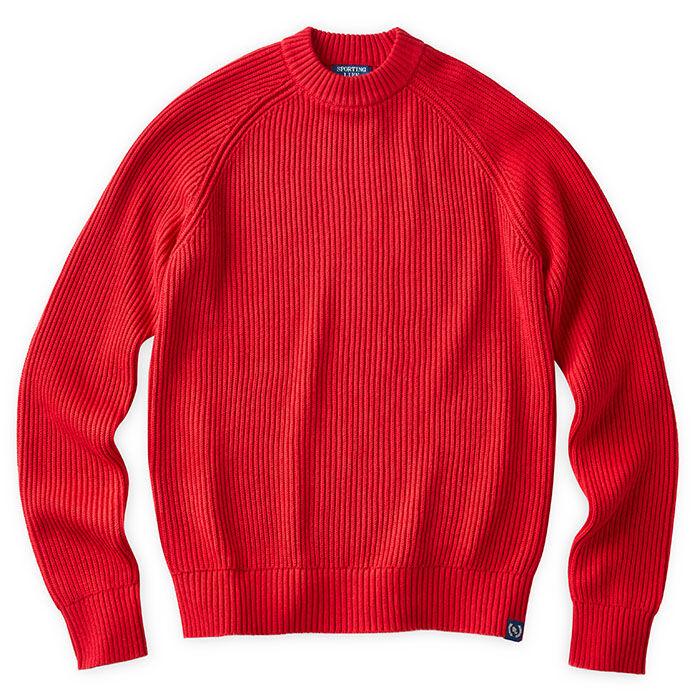 Chandail en tricot pour hommes