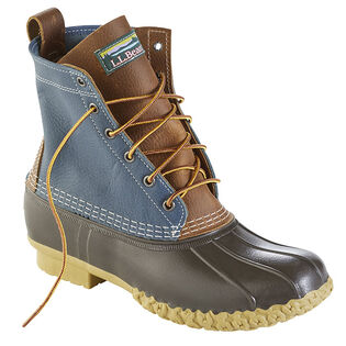 "Men's 8"" Limited Edition Colourblock Bean Boot"
