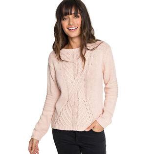 Women's Glimpse Of Romance Sweater