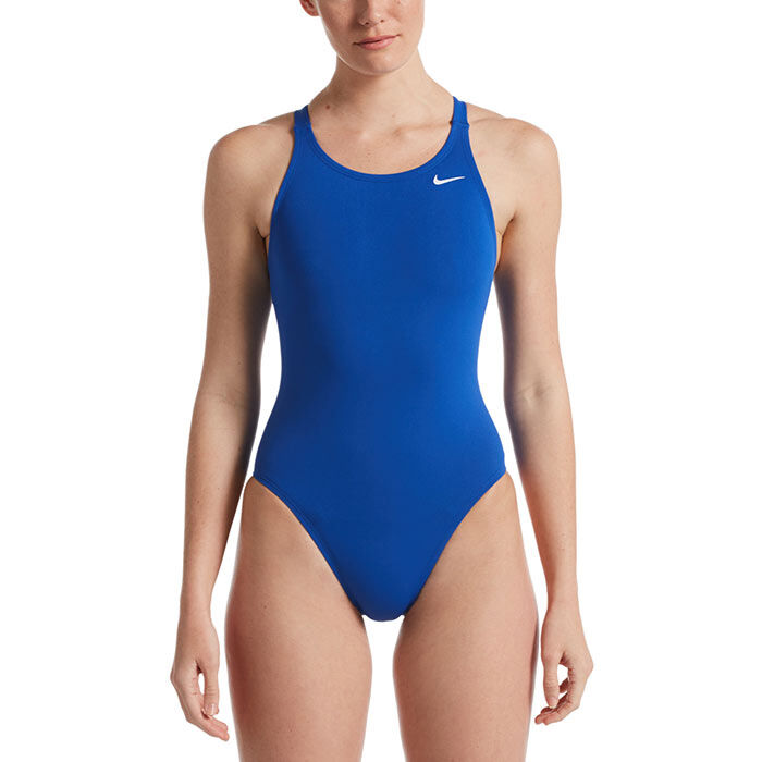Women's HydraStrong Solid Fastback One-Piece Swimsuit