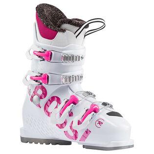 Juniors' Fun Girl J4 Ski Boot [2021]
