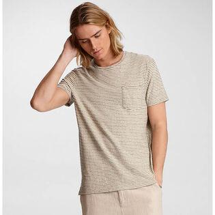 Men's Emmett Striped Pocket T-Shirt