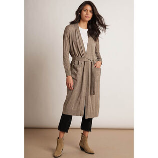 Women's Deb Belted Duster Cardigan