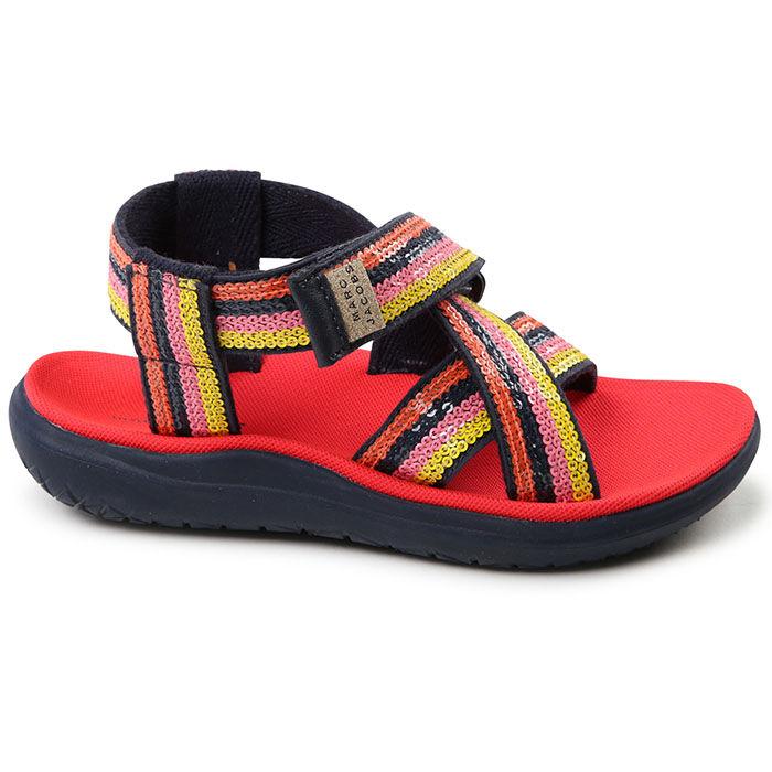 Sandales à paillettes pour juniors [11-5]
