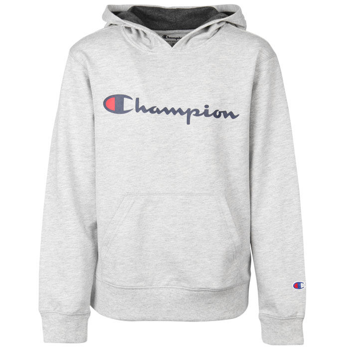 Junior Boys' [8-16] French Terry Pullover Hoodie