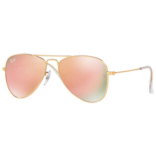 Juniors' RJ9506S Aviator Sunglasses