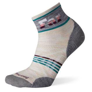 Women's PhD® Outdoor Ultra Light Pattern Mini Sock