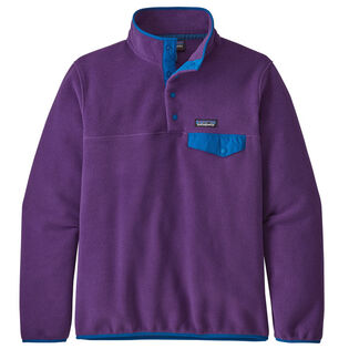 Women's Lightweight Synchilla® Snap-T® Fleece Pullover Top