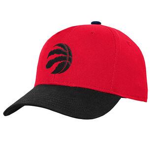 Kids' [4-7] Toronto Raptors Two-Tone Cap