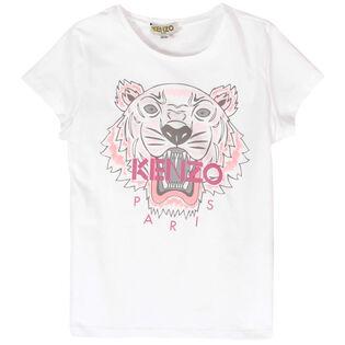 Girls' [2-6] Tiger T-Shirt