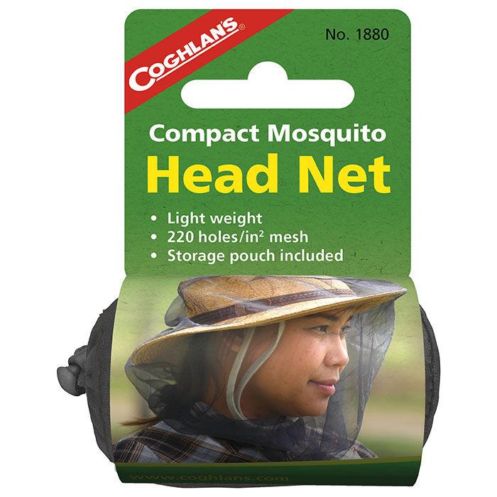 Compact Mosquito Head Net