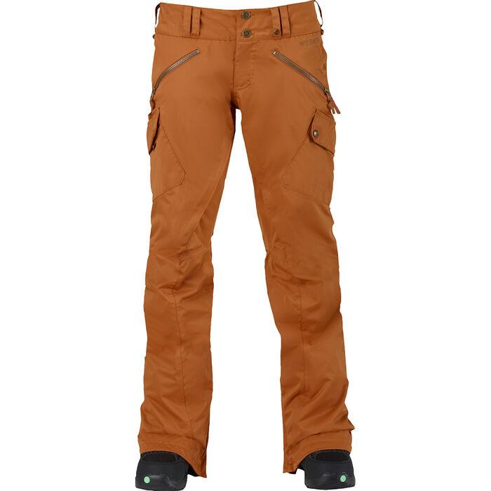 Pantalon de planche à neige TWC Hot Shot pour filles juniors