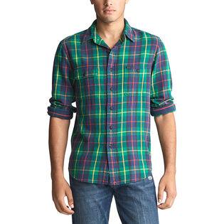 Men's Custom Fit Plaid Fun Shirt