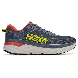 Men's Bondi 7 Running Shoe (Wide)