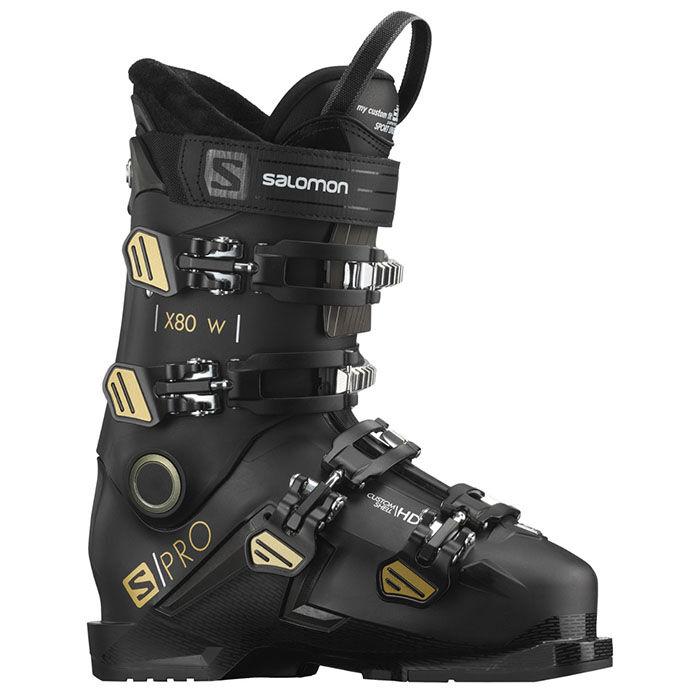 Bottes de ski S/PRO X80 W C<FONT>S</FONT> pour femmes