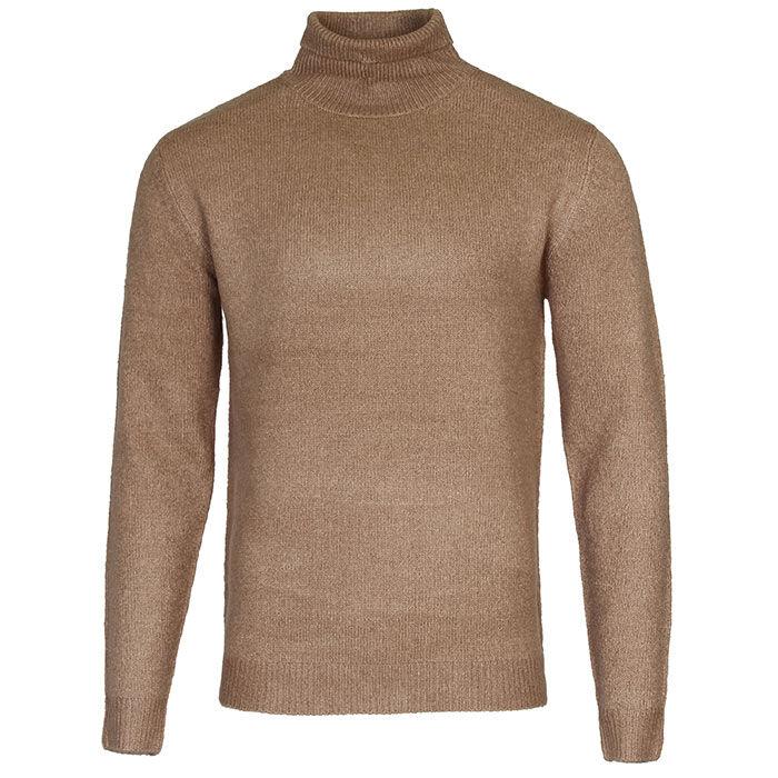 Men's Modern Turtleneck Sweater