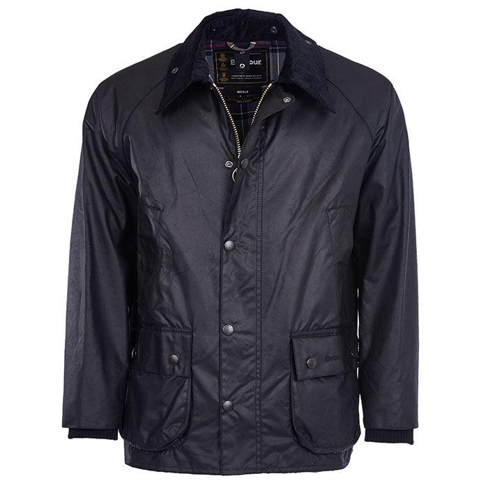 Men's Basic Bedale Waxed Jacket