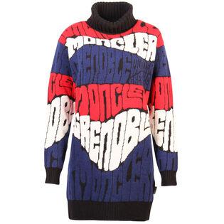 Women's Long Sixties Logo Sweater