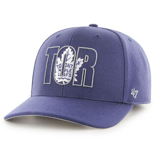 Men's Toronto Maple Leafs Crop Shadow MVP Hat