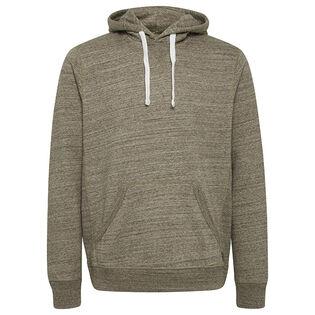 Men's Basic Fleece Pullover Hoodie