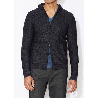 Men's Mix Stitch Hoodie