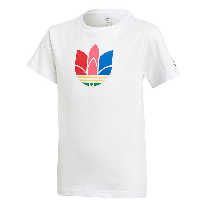 Junior Boys' [8-16] Adicolor 3D Trefoil T-Shirt