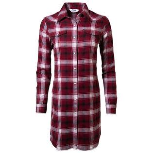 Robe chemise Saloon pour femmes