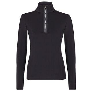 Haut technique en jersey pour femmes