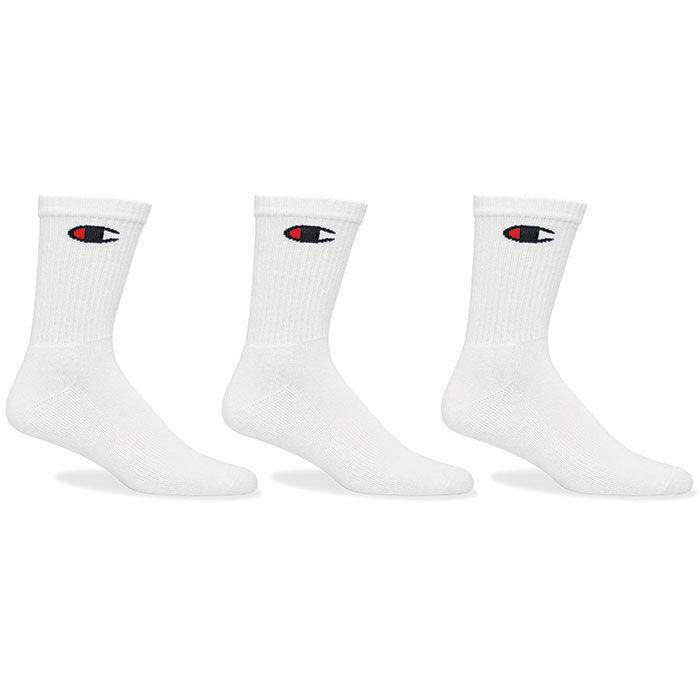 Chaussettes mi-mollet unisexe avec logo Grand C (3 paires)