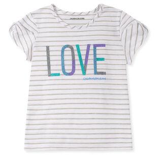 Junior Girls' [8-16] Love T-Shirt