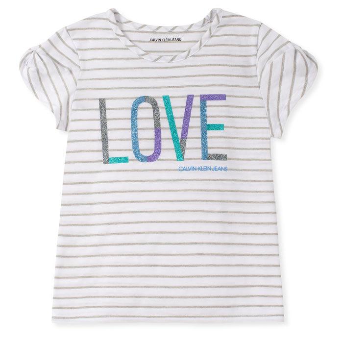 T-shirt Love pour filles juniors [8-16]