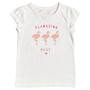 Girls' [3-7] Back To The Start T-Shirt