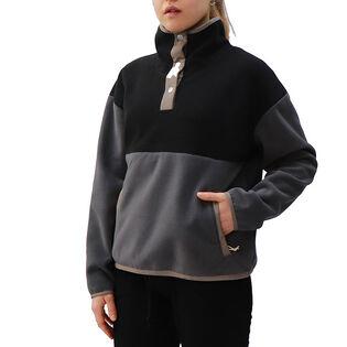 Women's Fleece 1/4-Snap Top
